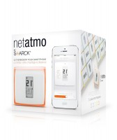 Netatmo Thermostat Steuerung iPhone Smartphone ANDROID Smart Home Wlan Wifi – Bild 4