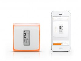 Netatmo Thermostat Steuerung iPhone Smartphone ANDROID Smart Home Wlan Wifi – Bild 1