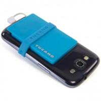 Ultraslim sport power bank, skyblue – Bild 6
