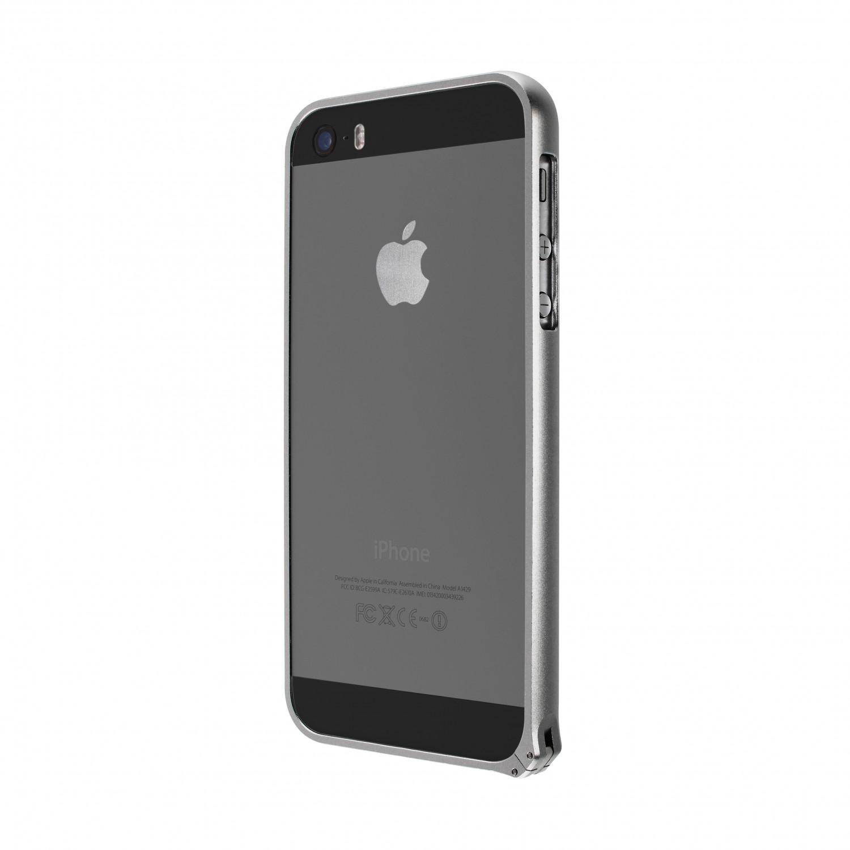 Artwizz AluBumper Schutz-Rahmen aus rostfreiem Aluminium für iPhone ...