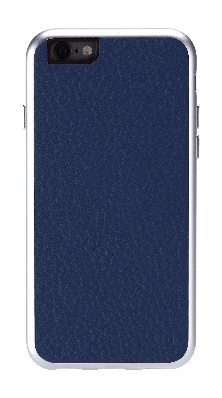 just mobile aluframe leather iphone 6 aluminium leder case. Black Bedroom Furniture Sets. Home Design Ideas