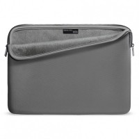 Artwizz Neoprene Sleeve für MacBook Air 13 und Macbook Pro 13 (with Retina Display), titan – Bild 1