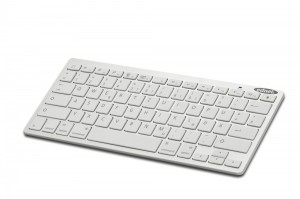 Ednet Bluetooth 3.0 Tastatur für Tablet Deutsch QWERTZ