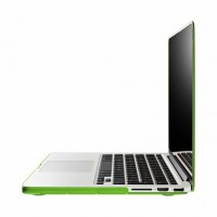 Artwizz Rubber Clip for MacBook Pro with Retina display 13, green B-Ware – Bild 5