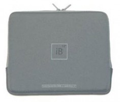 Tucano Second Skin Milano 15' MacBook Pro inkl. Cable Pouch, grau