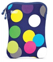 "BUILT E-reader / Tablet Neoprene Sleeve 7-8"", Scatter Dot – Bild 2"