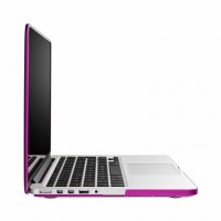 Artwizz Rubber Clip for MacBook Pro with Retina display 13, purple B-Ware – Bild 5
