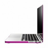 Artwizz Rubber Clip for MacBook Pro with Retina display 13, purple B-Ware – Bild 6