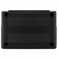 "Artwizz Rubber Clip Schutzhülle Case Cover Tasche Feather für MacBook Pro 15"" Black B-Ware – Bild 3"