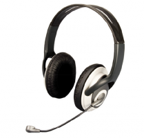 Logic3 Screenbeat Dialog Plus Headphones with Microphone and in-Line Volume Control