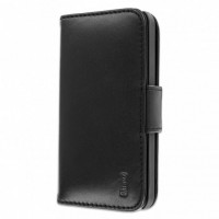 Artwizz SeeJacket Leather Schutzhülle für iPhone 4 4s - elegantes Etui aus echtem Leder mit komfortablem Magnetverschluss - Business-Case designed in Berlin - schwarz - 7904-SJL-P4 B-Ware