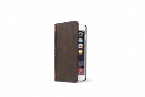 Twelve South BookBook for iPhone 6/6s, vintage brown – Bild 1