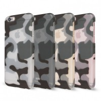 Artwizz Camouflage Clip - Schutzclip im Camouflage-Look für iPhone 6 Plus / iPhone 6s Plus – Bild 2