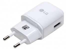 LG Travel Charger Adapter MCS-H05ED Ladegerät ohne USB-Kabel HTC 10 LG G5 – Bild 1