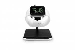 Twelve South Forté Stand for Apple Watch, black – Bild 2