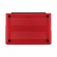"Artwizz Rubber Clip für MacBook Pro 13"" , red B-Ware – Bild 2"