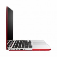 "Artwizz Rubber Clip für MacBook Pro 13"" , red B-Ware – Bild 5"