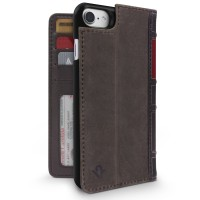 Twelve South BookBook for iPhone 7, brown – Bild 1
