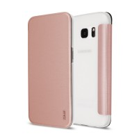 Artwizz SmartJacket Schutz-Hülle Case Etui Samsung Galaxy S7 rose-gold B-Ware – Bild 1
