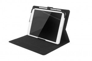 Tucano Facile Plus, universelles Case 10 Zoll Tablets mit Standfunktion, schwarz – Bild 3