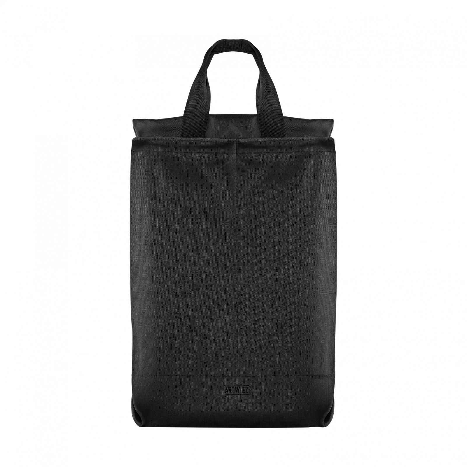 artwizz eco backpack leichter 2in1 design rucksack trage. Black Bedroom Furniture Sets. Home Design Ideas
