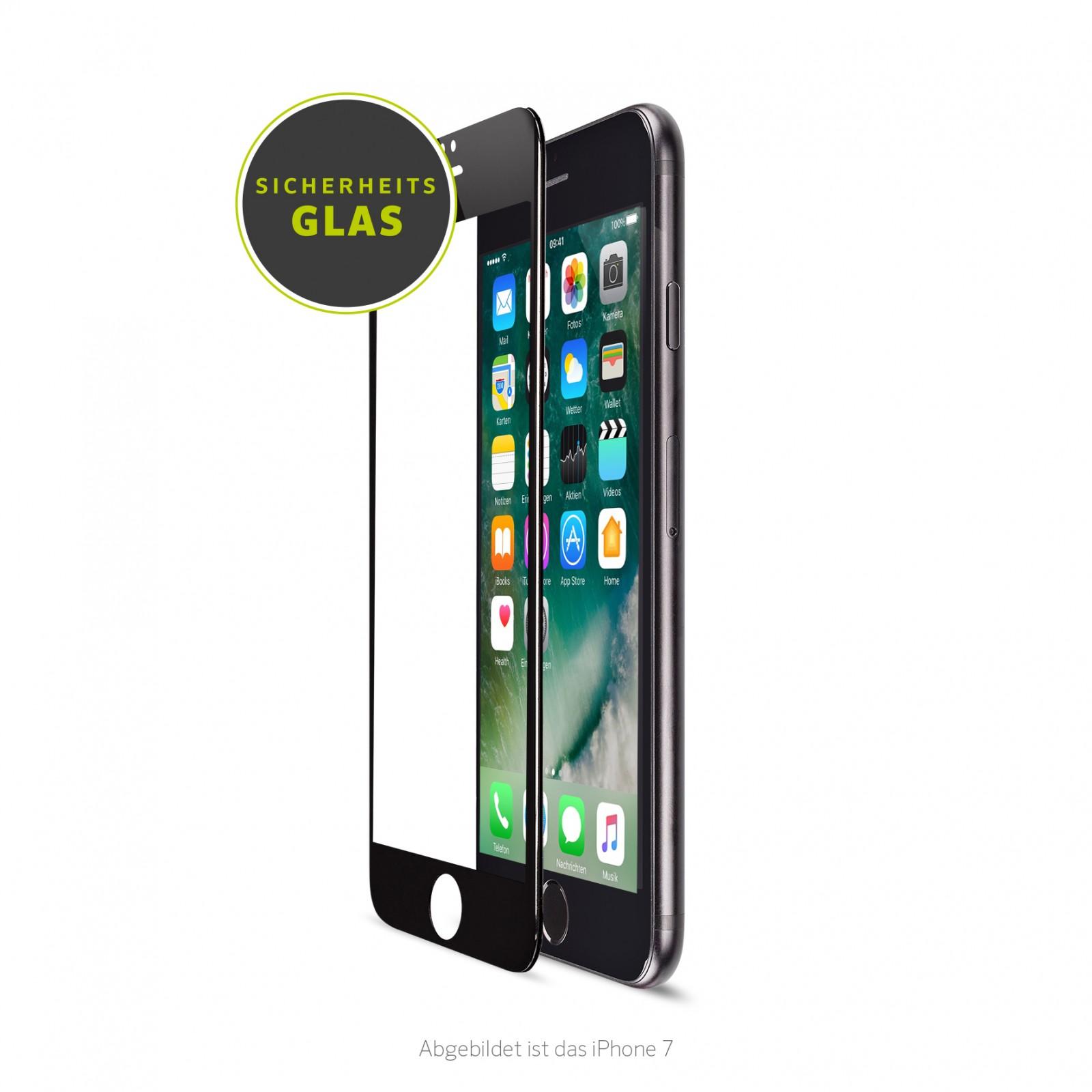 artwizz curveddisplay f r iphone 8 7 6 display schutz aus. Black Bedroom Furniture Sets. Home Design Ideas