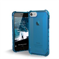 Urban Armor Gear Plyo Schutzhülle Case Cover Apple iPhone 8 / 7 / 6s / 6 blau – Bild 1
